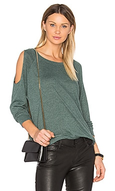 Taylor Cold Shoulder Top