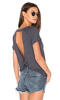 Logan Twist Back Tee