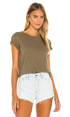 Marie Boxy Crop Top Nation LTD $97