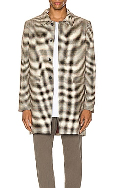 Basingstoke Overcoat Native Youth $180 NEW ARRIVAL