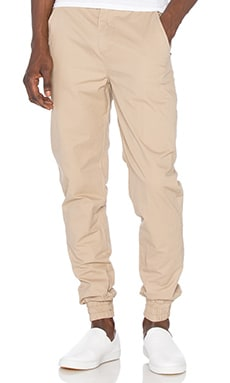 Native Youth Cuffed Chino in Sand