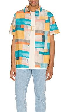 Рубашка с коротким рукавом cubik - Native Youth
