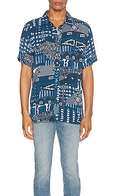 CAMISA MANGA CORTA NAJA Native Youth $47