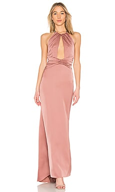 Champagne King Gown