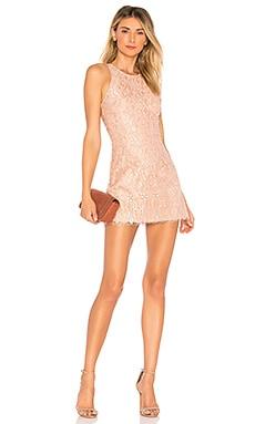 Купить Обтягивающее платье dusty rose - NBD розового цвета