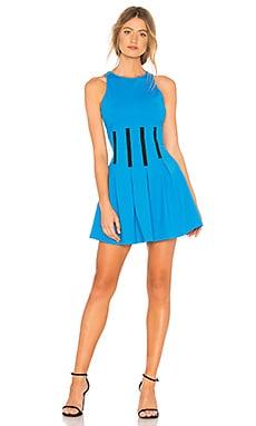 Мини платье без рукавов formula - NBD