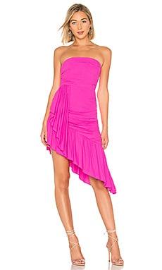 Купить Платье jacqueline - NBD цвета фуксия