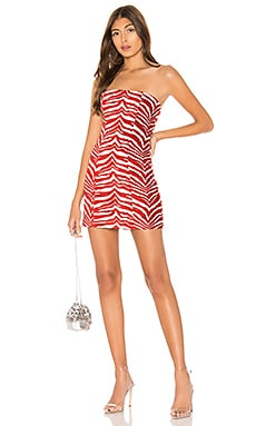 Safari Mini Dress NBD $198 NEW ARRIVAL