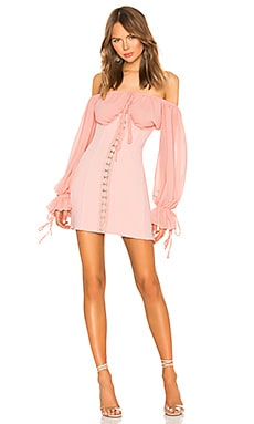 ROBE COURTE ANASTASIA NBD $198 BEST SELLER