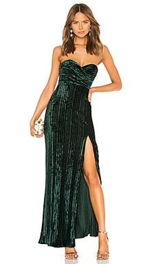 Spanish Moss Gown NBD $258 BEST SELLER