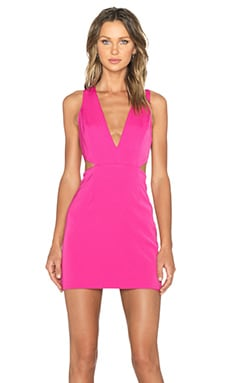 x Naven Twins Sweet Dreams Dress in Pink