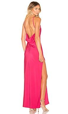 Макси платье escape - NBD, Розовый, Платья -комбинации