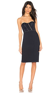 Sabina Midi Dress NBD $38 (FINAL SALE)