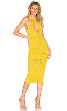 Brandy Midi Dress NBD $228