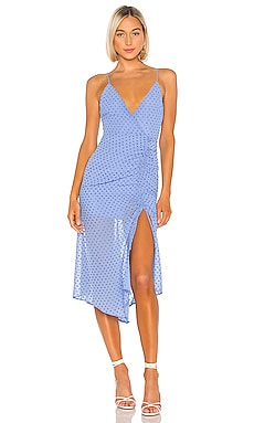 Andre Midi Dress NBD $80