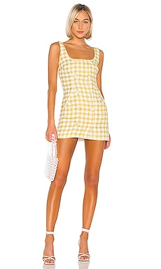 Bergette Mini Dress NBD $188
