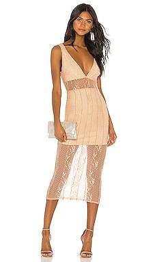 Libra Midi Dress NBD $96