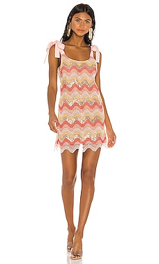 Suri Embroidered Dress NBD $161