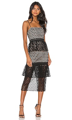 Dolores Midi Dress NBD $268 NEW ARRIVAL