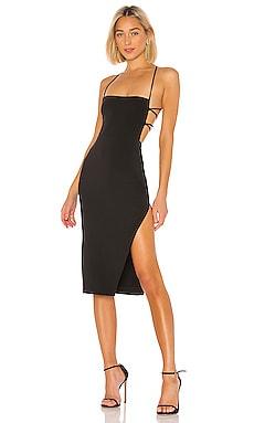 Becky Midi Dress NBD $178