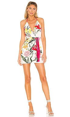 Lotus Mini Dress NBD $50 (FINAL SALE)