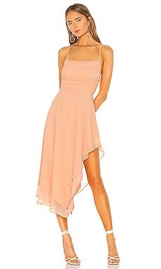 Yvonne Midi Dress NBD $188