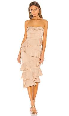 Alena Midi Dress NBD $188 NEW ARRIVAL