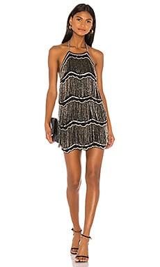 Heather Embellished Dress NBD $350