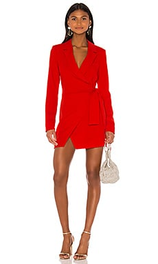 Martina Blazer Dress NBD $84