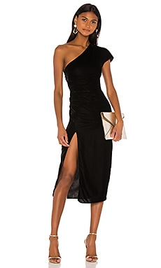 ROBE MI-LONGUE SELENE NBD $228 BEST SELLER