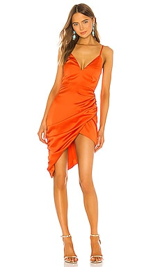 ROBE MI-LONGUE HYACINTH NBD $198 BEST SELLER
