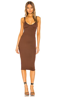Tayshia Midi Dress NBD $160