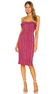 Alyona Midi Dress NBD $53 (FINAL SALE)