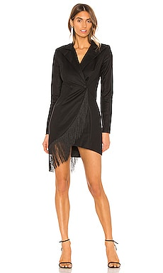 Fiyona Fringe Suit Dress NBD $48 (FINAL SALE)