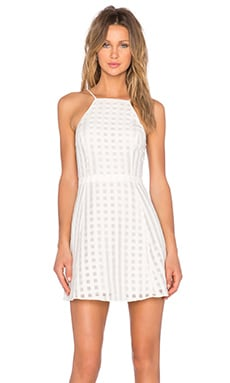 x REVOLVE Animosity Mini Dress in White