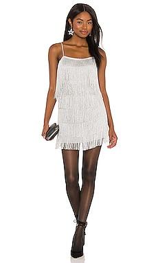 Glimmer Mini Dress NBD $169