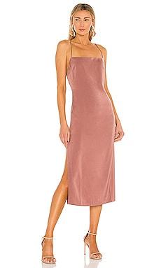 Malia Midi Dress NBD $198 NEW