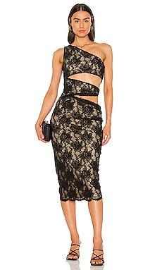 Beau Midi Dress NBD $198