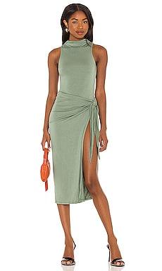 Eloise Midi Dress NBD $182 NEW