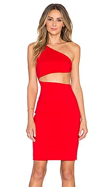 NBD x REVOLVE The Nights Dress in Red