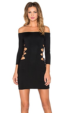 NBD x REVOLVE Night Visions Dress in Black