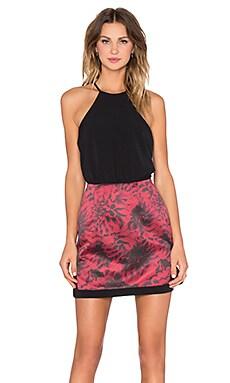 NBD As U Like It Dress in Raspberry