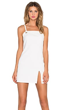 NBD x REVOLVE Now or Never Dress in White