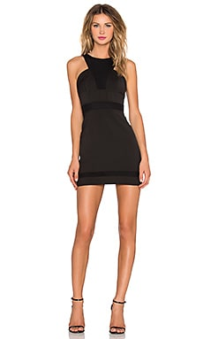 x REVOLVE Remember Me Bodycon Dress in Black