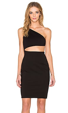 NBD x REVOLVE The Nights Dress in Black