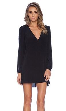 NBD Sky Shift Dress in Black