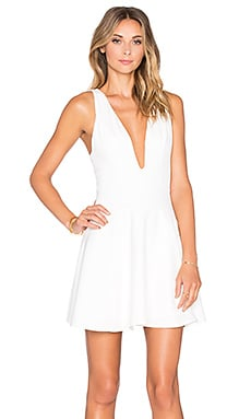 NBD x REVOLVE Ride Or Die Dress in White