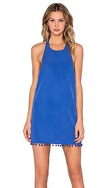 Say It Dress in Chambray Blue