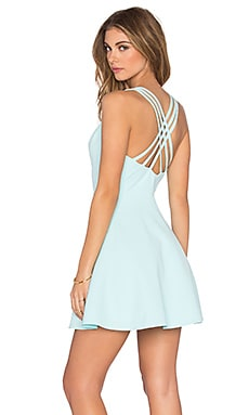 x REVOLVE Ride Or Die Dress en Mint