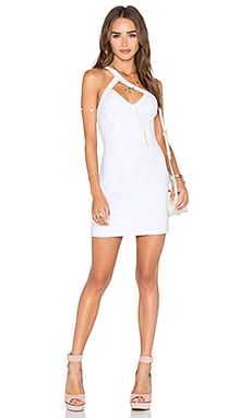 x Naven Twins Dazzle Light Mini Dress